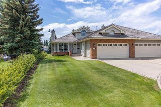 Main Photo: 128 Country Club Place in Edmonton: Zone 22 House Half Duplex for sale : MLS®# E4135713