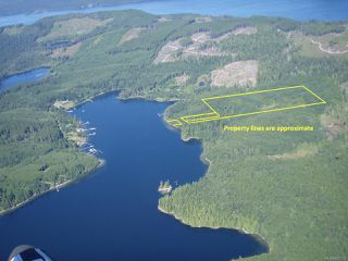 Main Photo: LT 9 & 10 Hecate Cove in QUATSINO: NI Port Hardy Land for sale (North Island)  : MLS®# 804330
