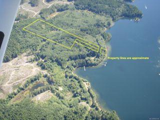 Photo 2: LT 9 & 10 Hecate Cove in QUATSINO: NI Port Hardy Land for sale (North Island)  : MLS®# 804330