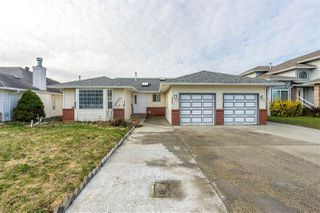Photo 1: 3345 SLOCAN Drive in Abbotsford: Abbotsford West House for sale : MLS®# R2336373
