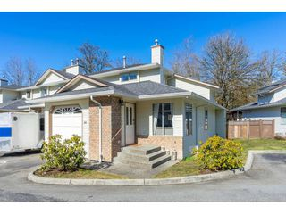 "Main Photo: 28 22900 126 Avenue in Maple Ridge: East Central Townhouse for sale in ""COHO CREEK ESTATES"" : MLS®# R2347316"