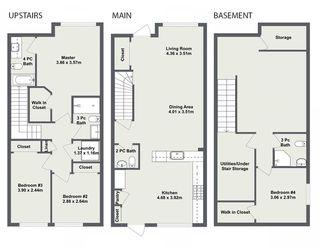Photo 30: 4244 PROWSE Way in Edmonton: Zone 55 House Half Duplex for sale : MLS®# E4147203