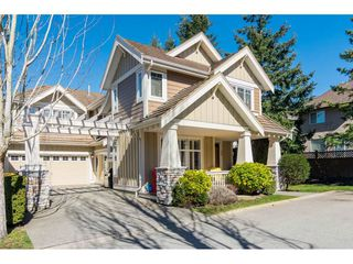 "Photo 1: 46 15288 36 Avenue in Surrey: Morgan Creek House for sale in ""Cambria"" (South Surrey White Rock)  : MLS®# R2349421"