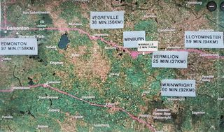 Photo 4: 4502 48 Street: Minburn Vacant Lot for sale : MLS®# E4150013