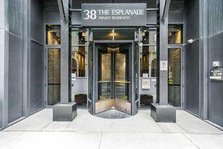Photo 1: 1102 38 The Esplanade Avenue in Toronto: Waterfront Communities C8 Condo for sale (Toronto C08)  : MLS®# C4407014