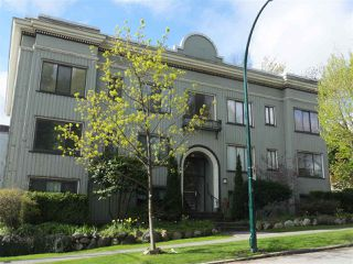 Main Photo: 301 1004 WOLFE Avenue in Vancouver: Shaughnessy Condo for sale (Vancouver West)  : MLS®# R2360370