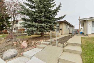 Main Photo: 10912 134 Avenue in Edmonton: Zone 01 House Half Duplex for sale : MLS®# E4152902