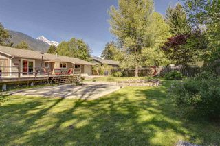 "Photo 1: 41852 GOVERNMENT Road in Squamish: Brackendale House for sale in ""Brackendale"" : MLS®# R2368002"