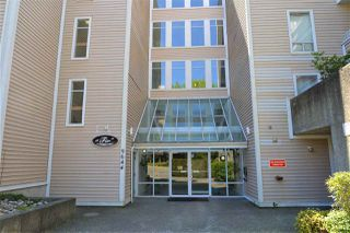"""Main Photo: 307 9644 134 Street in Surrey: Whalley Condo for sale in """"Parkwoods"""" (North Surrey)  : MLS®# R2367204"""