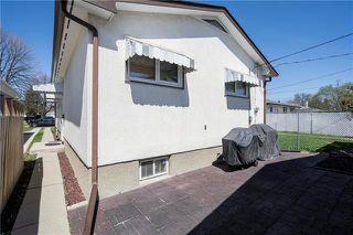 Photo 17: 606 Melrose Avenue East in Winnipeg: East Transcona Residential for sale (3M)  : MLS®# 1912433
