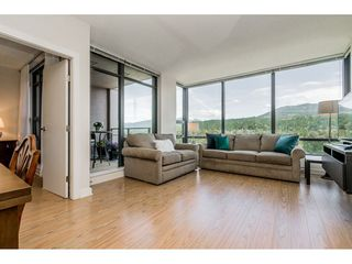 """Photo 3: 1104 301 CAPILANO Road in Port Moody: Port Moody Centre Condo for sale in """"THE RESIDENCES"""" : MLS®# R2377401"""