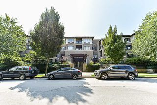 "Photo 1: 314 2478 WELCHER Avenue in Port Coquitlam: Central Pt Coquitlam Condo for sale in ""Harmony"" : MLS®# R2400958"