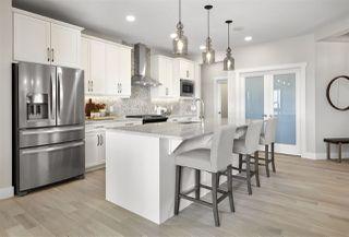 Photo 1: 21907 83 Avenue in Edmonton: Zone 58 House Half Duplex for sale : MLS®# E4173360