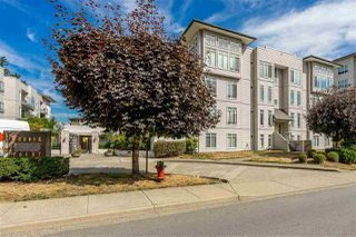 "Main Photo: 218 32085 GEORGE FERGUSON Way in Abbotsford: Abbotsford West Condo for sale in ""Arbour Court"" : MLS®# R2405966"