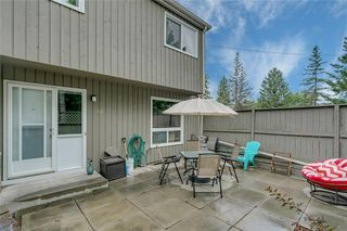 Photo 35: 58 11407 BRANIFF Road SW in Calgary: Braeside Row/Townhouse for sale : MLS®# C4271135