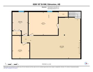 Photo 45: 8208 187 Street in Edmonton: Zone 20 House for sale : MLS®# E4184183