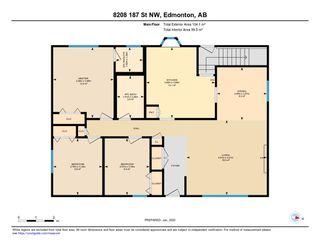 Photo 44: 8208 187 Street in Edmonton: Zone 20 House for sale : MLS®# E4184183