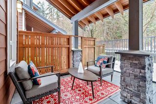 """Photo 19: 17 3431 GALLOWAY Avenue in Coquitlam: Burke Mountain Townhouse for sale in """"BURKE MOUNTAIN BORTHBROOK"""" : MLS®# R2429879"""