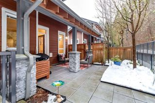 """Photo 20: 17 3431 GALLOWAY Avenue in Coquitlam: Burke Mountain Townhouse for sale in """"BURKE MOUNTAIN BORTHBROOK"""" : MLS®# R2429879"""