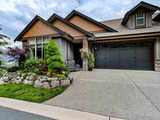 "Main Photo: 13 43540 ALAMEDA Drive in Chilliwack: Chilliwack Mountain Townhouse for sale in ""Retriever Ridge"" : MLS®# R2457151"