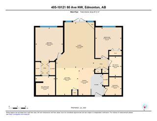 Photo 38: 405 10121 80 Avenue in Edmonton: Zone 17 Condo for sale : MLS®# E4198168