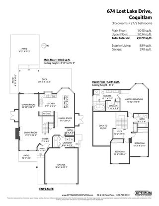 Photo 21: 674 LOST LAKE Drive in Coquitlam: Coquitlam East House for sale : MLS®# R2492539