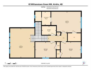 Photo 31: 65 Williamstown Green NW: Airdrie Detached for sale : MLS®# A1034072