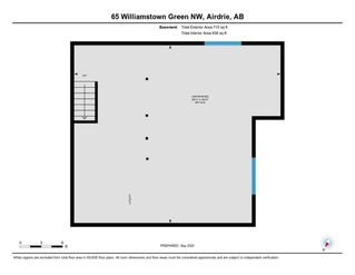 Photo 32: 65 Williamstown Green NW: Airdrie Detached for sale : MLS®# A1034072