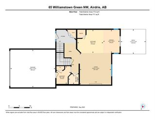 Photo 30: 65 Williamstown Green NW: Airdrie Detached for sale : MLS®# A1034072