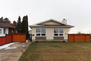Photo 1: 32 HUNT Road in Edmonton: Zone 35 House for sale : MLS®# E4219036