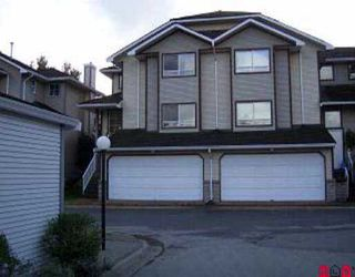 """Photo 1: 126 15353 105TH AV in Surrey: Guildford Townhouse for sale in """"REGENTS GATE"""" (North Surrey)  : MLS®# F2522774"""