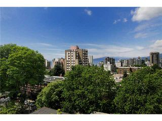 "Photo 3: 801 1272 COMOX Street in Vancouver: West End VW Condo for sale in ""CHATEAU COMOX"" (Vancouver West)  : MLS®# V896383"