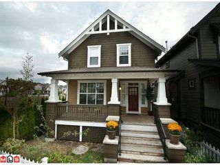 Main Photo: 9410 WASKA ST in Langley: Fort Langley House for sale : MLS®# F1303889
