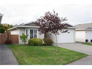 Photo 18: 57 7570 Tetayut Rd in SAANICHTON: CS Hawthorne Manufactured Home for sale (Central Saanich)  : MLS®# 652718