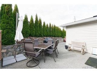Photo 17: 57 7570 Tetayut Rd in SAANICHTON: CS Hawthorne Manufactured Home for sale (Central Saanich)  : MLS®# 652718