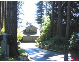 "Photo 1: 12636 STATION PL in Surrey: Panorama Ridge House for sale in ""PANORAMA RIDGE"" : MLS®# F2616401"
