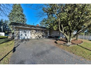 "Photo 1: 32811 BEVAN Avenue in Abbotsford: Central Abbotsford House for sale in ""MILL LAKE"" : MLS®# F1427960"
