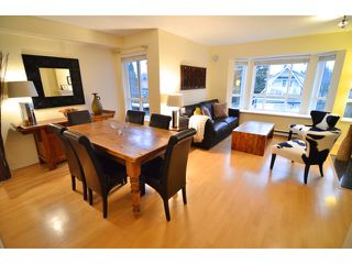 "Photo 7: 222 2545 W BROADWAY in Vancouver: Kitsilano Townhouse for sale in ""TRAFALGAR MEWS"" (Vancouver West)  : MLS®# V1097981"