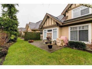 "Photo 20: 34 14968 24TH Avenue in Surrey: Sunnyside Park Surrey Townhouse for sale in ""Meridian Pointe"" (South Surrey White Rock)  : MLS®# F1431651"