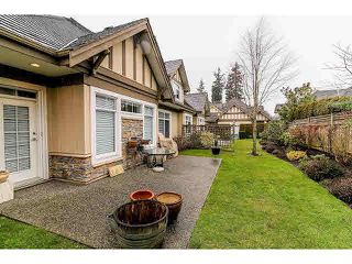 """Photo 19: 34 14968 24TH Avenue in Surrey: Sunnyside Park Surrey Townhouse for sale in """"Meridian Pointe"""" (South Surrey White Rock)  : MLS®# F1431651"""
