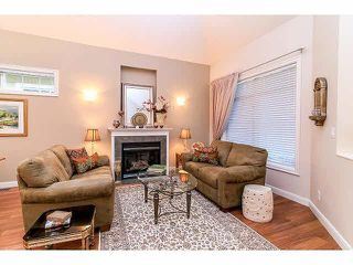 """Photo 3: 34 14968 24TH Avenue in Surrey: Sunnyside Park Surrey Townhouse for sale in """"Meridian Pointe"""" (South Surrey White Rock)  : MLS®# F1431651"""