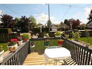 "Photo 6: 10 1336 PITT RIVER Road in Port Coquitlam: Citadel PQ Townhouse for sale in ""WILLOW GLEN"" : MLS®# V1107161"