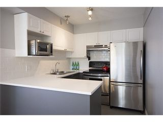 """Photo 6: 302 1562 W 5TH Avenue in Vancouver: False Creek Condo for sale in """"GRYPHON COURT"""" (Vancouver West)  : MLS®# V1122765"""