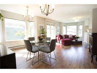 """Photo 2: 302 1562 W 5TH Avenue in Vancouver: False Creek Condo for sale in """"GRYPHON COURT"""" (Vancouver West)  : MLS®# V1122765"""