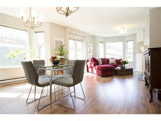 """Photo 1: 302 1562 W 5TH Avenue in Vancouver: False Creek Condo for sale in """"GRYPHON COURT"""" (Vancouver West)  : MLS®# V1122765"""