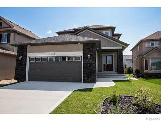 Photo 1: 22 Tychonick Bay in WINNIPEG: Transcona Residential for sale (North East Winnipeg)  : MLS®# 1522340