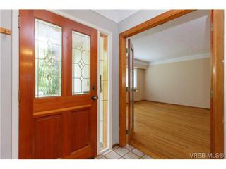 Photo 2: 1083 Joan Cres in VICTORIA: Vi Rockland House for sale (Victoria)  : MLS®# 710463
