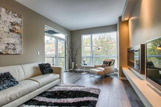 "Photo 3: 410 2238 WHATCOM Road in Abbotsford: Abbotsford East Condo for sale in ""WATERLEAF"" : MLS®# R2008635"