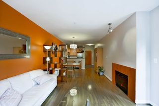 """Photo 4: 108 6888 SOUTHPOINT Drive in Burnaby: South Slope Condo for sale in """"CORTINA"""" (Burnaby South)  : MLS®# R2053007"""