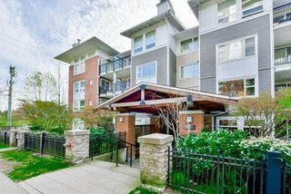 """Photo 1: 108 6888 SOUTHPOINT Drive in Burnaby: South Slope Condo for sale in """"CORTINA"""" (Burnaby South)  : MLS®# R2053007"""